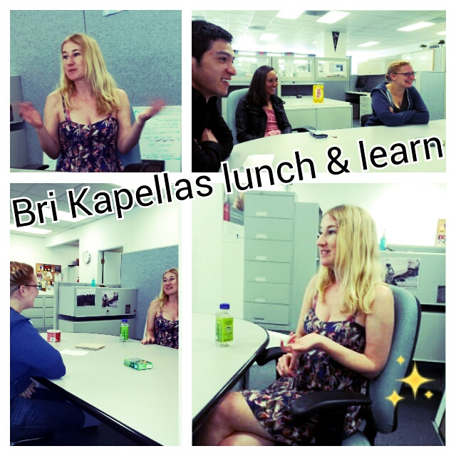 bri lunch & learn