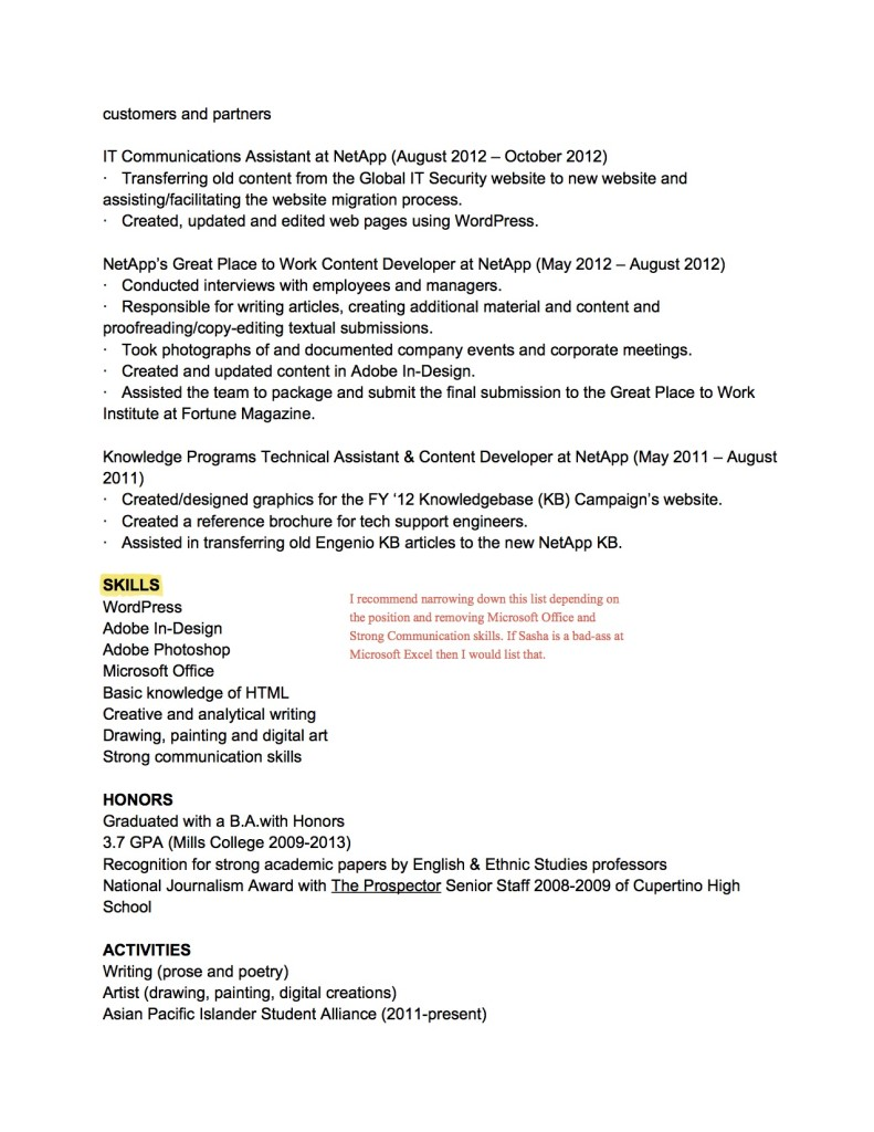 application letter sample cover letter sample creative industry