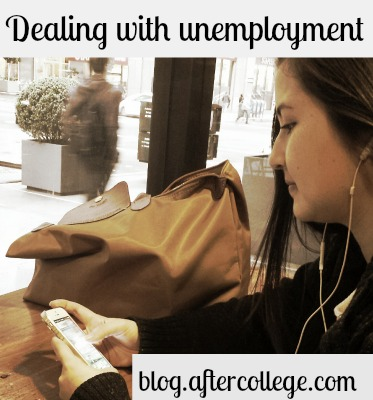 Dealing with Unemployment picmonkey