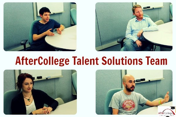 AfterCollege Talent Solution Team