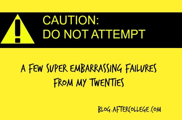 failures from twenties