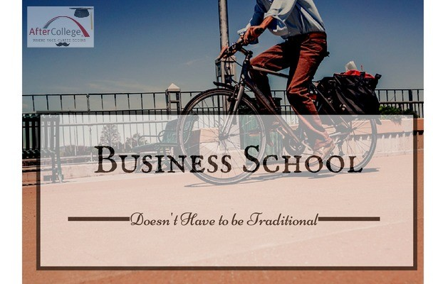 A Traditional MBA