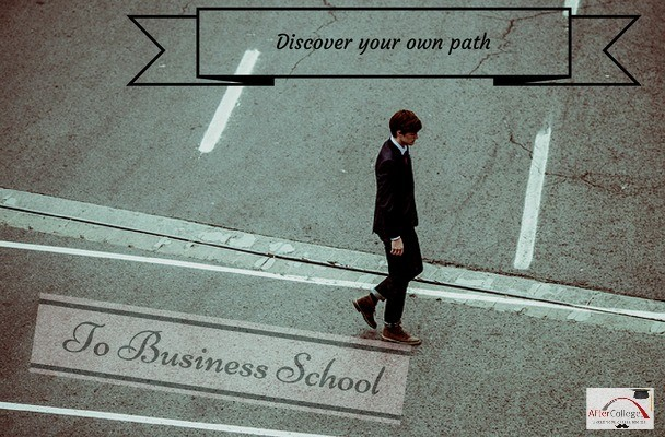 Discover your own path