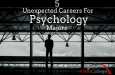 Just because you majored in psychology doesn't mean you only have one career path after college.
