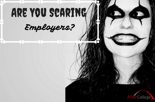 Don't scare away employers with these five job search mistakes!