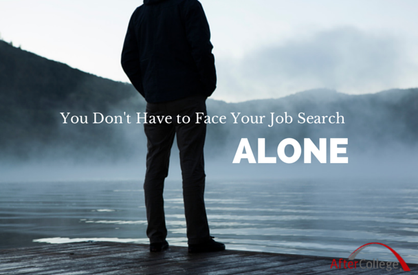 You Don't Have to Face Your Job Search Alone
