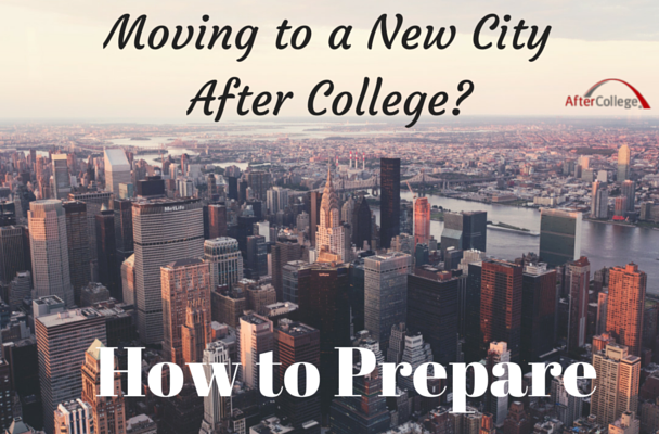 Moving to a New City After College-