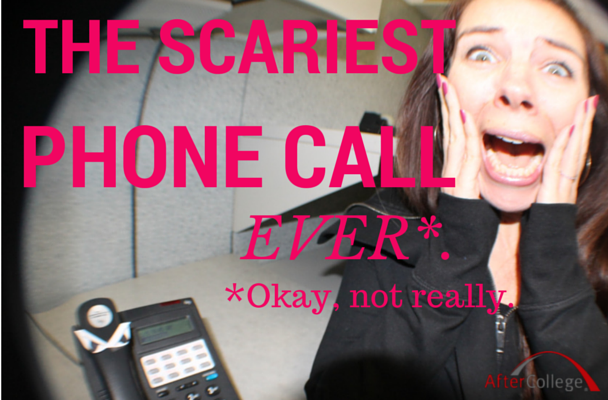scariest phone call
