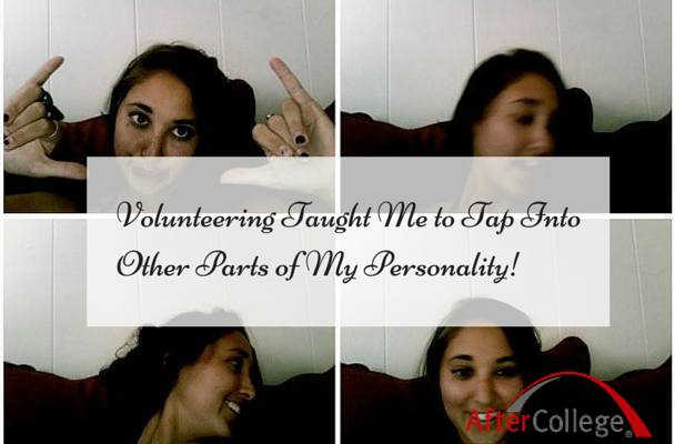 What Volunteering Taught Me About