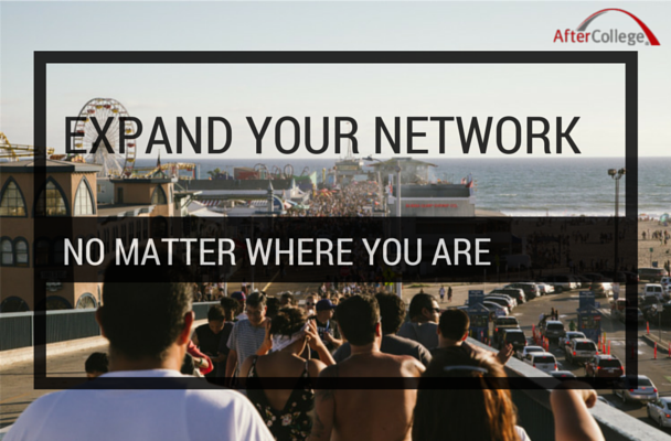 How to network anywhere