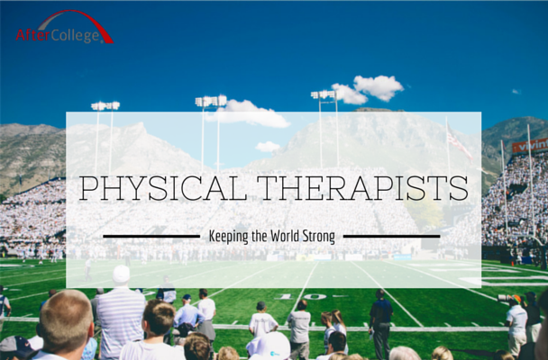 Your guide to a career in physical therapy