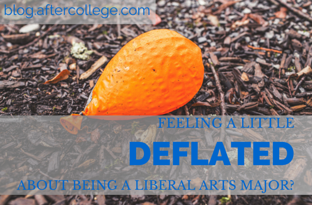 Liberal Arts college major for writers