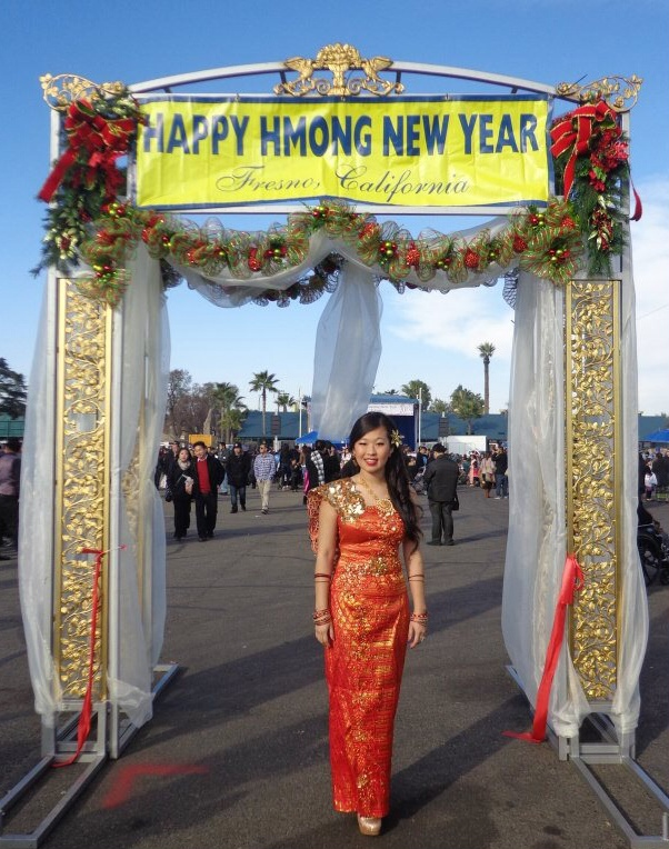 Nu Vang Hmong New Year
