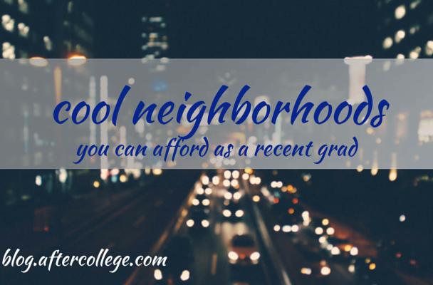 cool neighborhoods