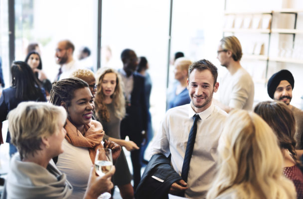 Get Up and GO – To a Diversity Career Event!   AfterCollege